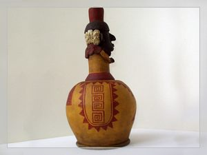 South American cultures Cultic pot