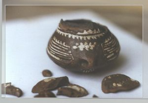 Pottery from the Bronze Age